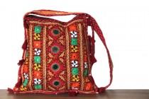 Petit sac en bandoulière indienne pour femme