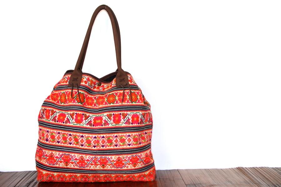 sac de cour ethnique