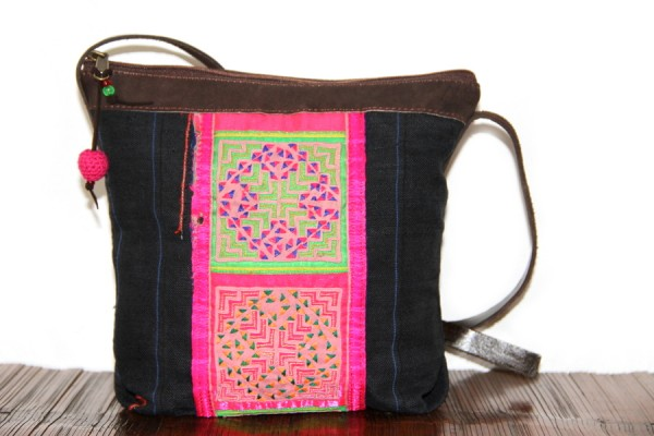 Petit sac Ayuthaya