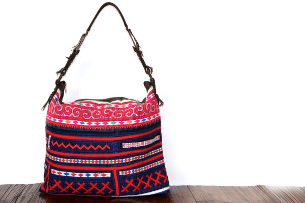 Magnifique sac ethnique mode