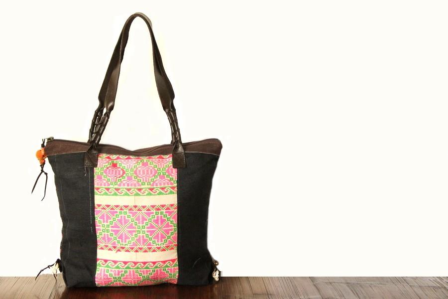 Super Comment customiser un sac à bandoulière ou une besace ? IE44