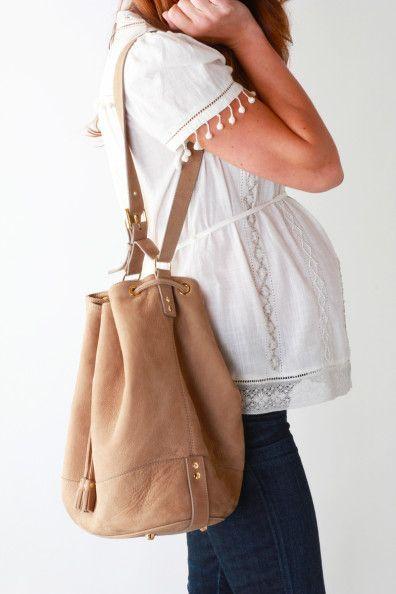 Quel sac pour une femme enceinte ?
