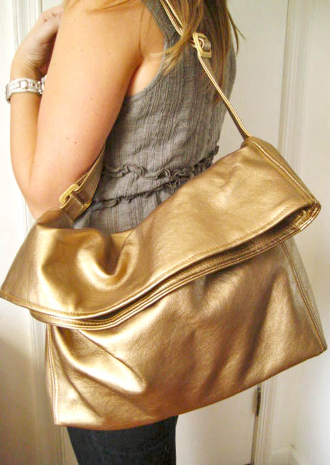 """sac en simili cuir - """"faux cuir"""""""