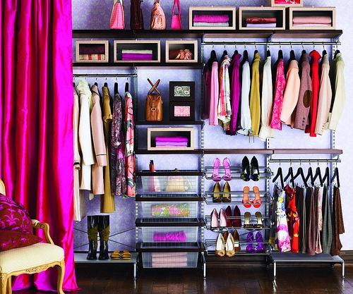 astuces de rangement sac à main pour dressing et armoire