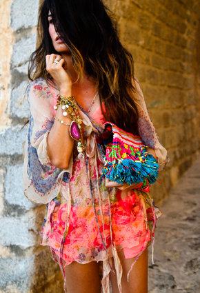 porter sac colore