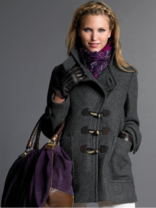 sac avec duffle coat