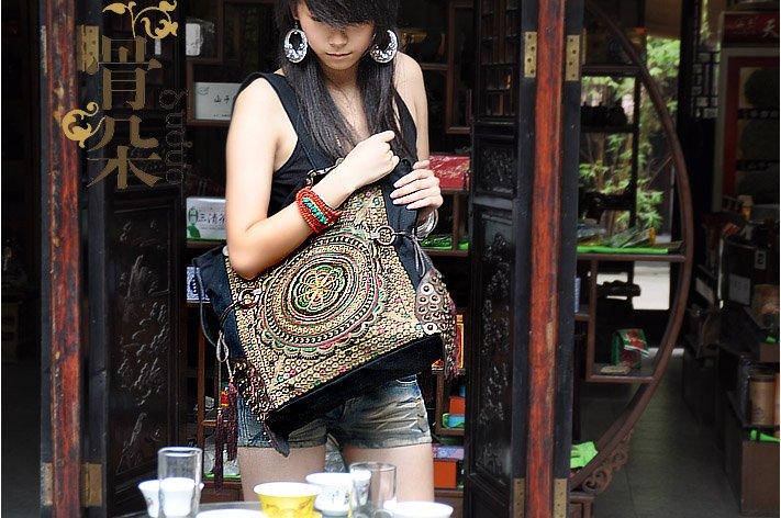 sac ethnique vintage
