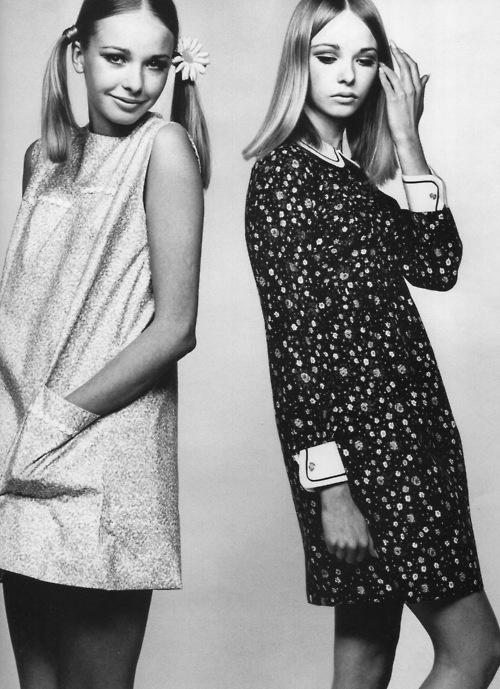 mode vintage annees 1960