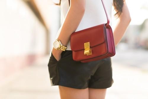 porter sac femme ronde