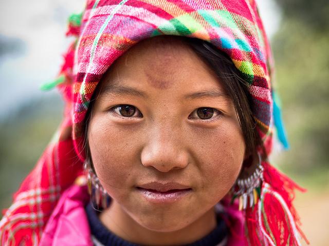 Peuples ethnies tribus asie