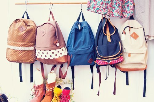 cartable ou sac a dos