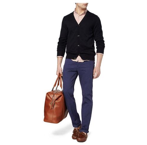 porter sac homme