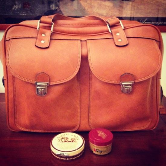 traitement sac cuir