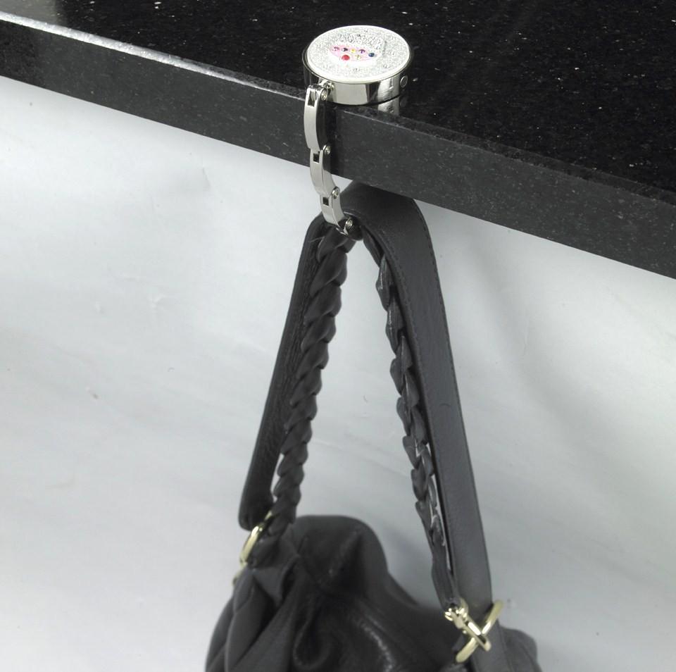 Accroche sac et porte sac main comment a marche - Porte sac a main ...