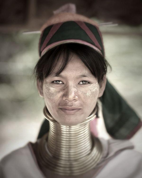ethnies karen thailande birmanie