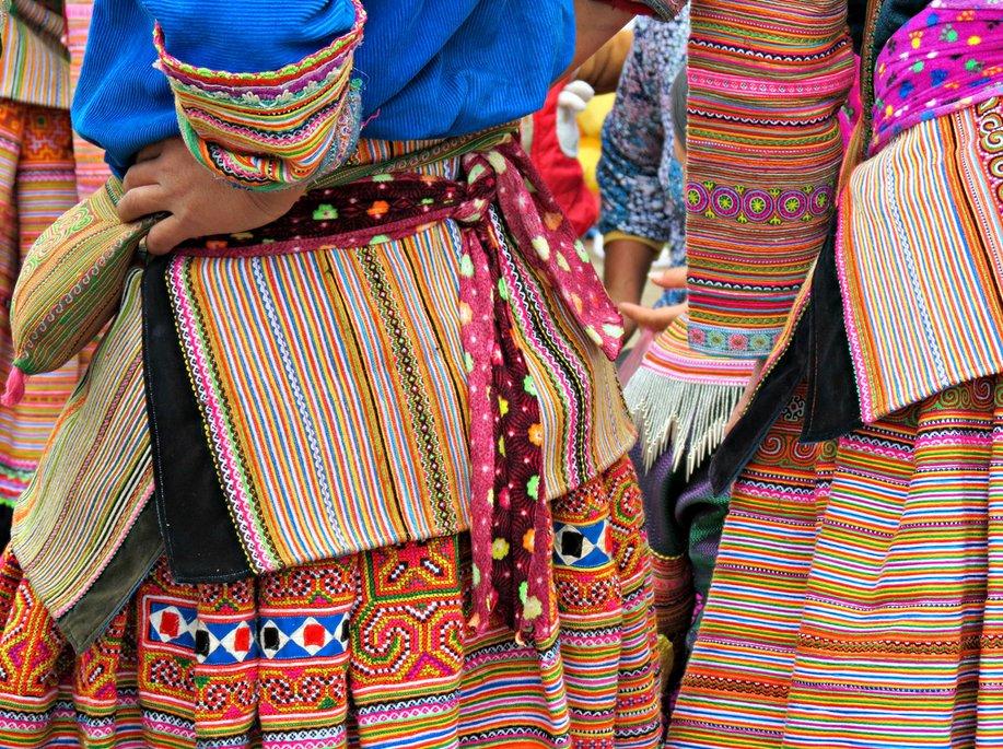 hmong tissu