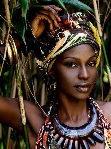 mode ethnique africaine
