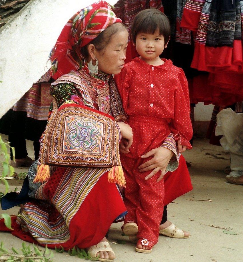 ethnie miao chine
