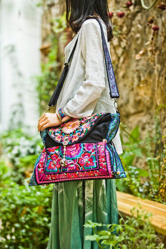 mode ethnique hmong
