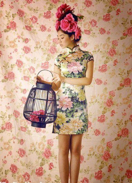 mode asiatique femme