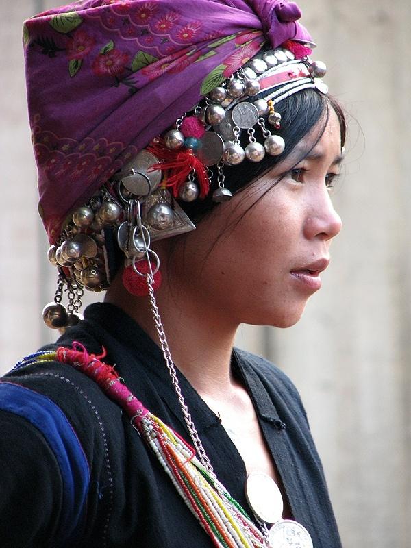 akha peuple birmanie thailande