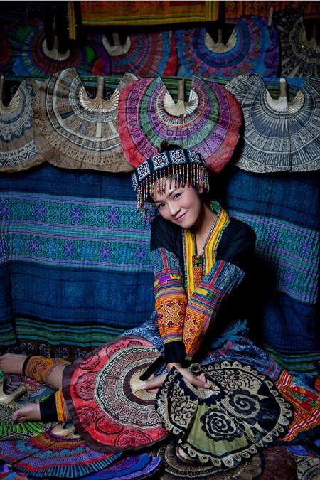 mode motif ethnique