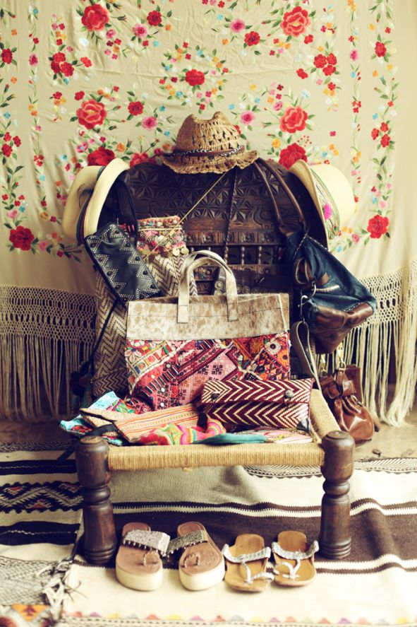 mode vintage chic