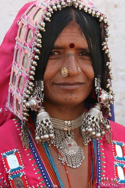 peuple indien banjara
