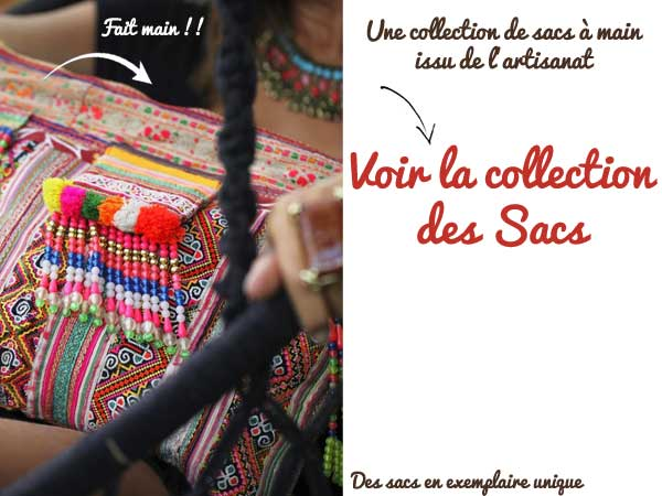 sac main fabrication artisanale