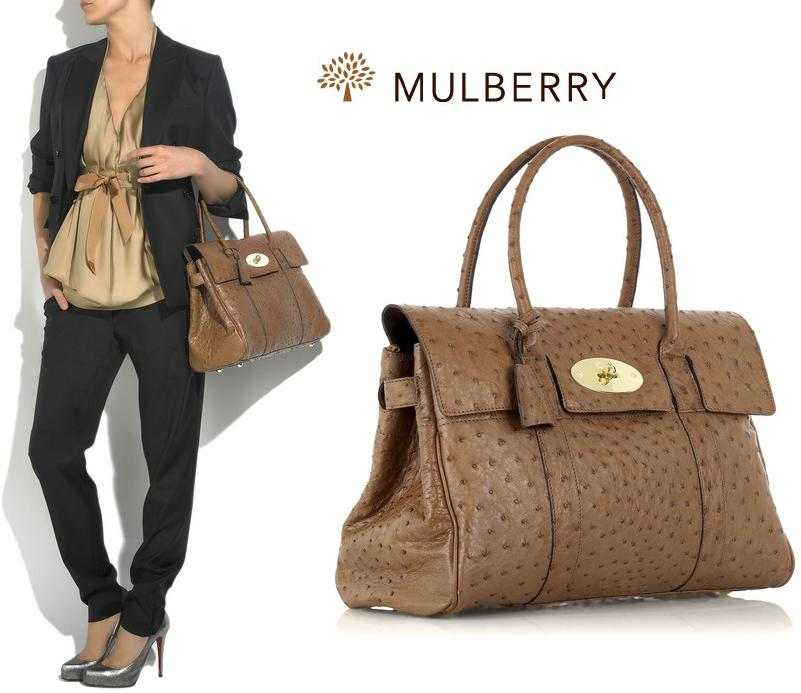 Histoire du sac Bayswater de Mulberry