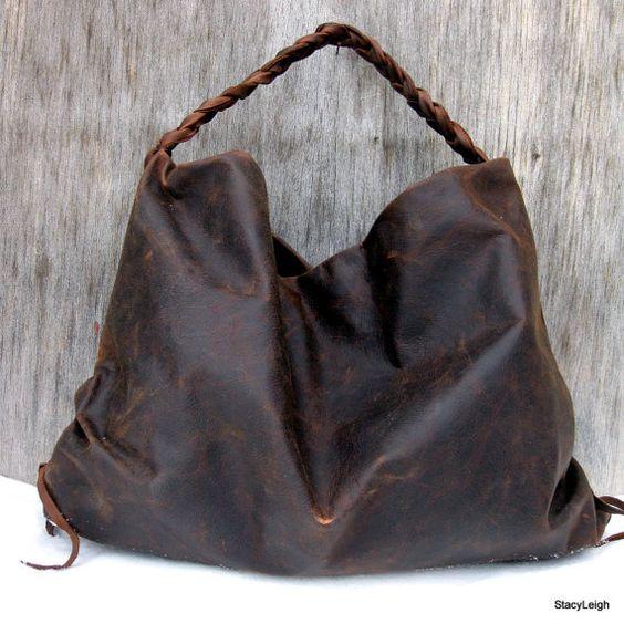 redonner forme sac cuir