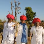 peuples nomades dans le monde