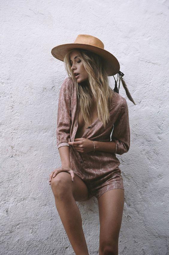 La tendance de la mode folk
