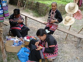 Craftmen du Maxi bag Yunnan