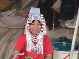 Artisan du Cabas ethnique Akha