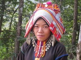 Artisan du Petit sac Mae Salong