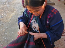 Artisan du Petit sac Shao lin