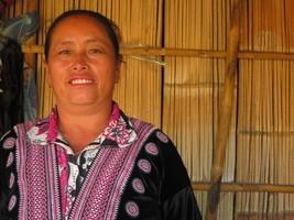Artisan du Cabas Kachin