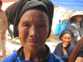 Artisan du Cabas ethnique Irrawady