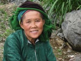 Artisan du Cabas ethnique Hmong