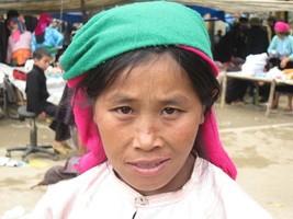 Artisan du Cabas ethnique Mlle Ying
