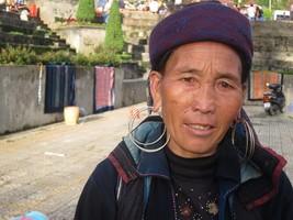Craftmen du Ming ethnic shopping bag