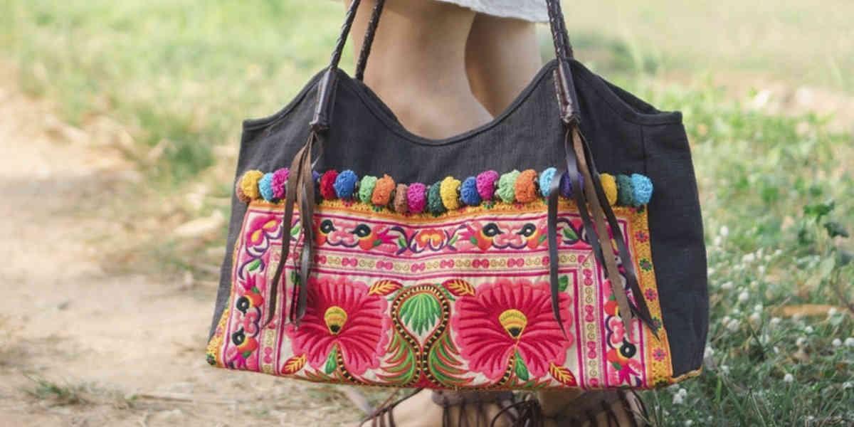 Acheter un sac ethnique